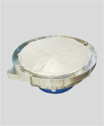 SIVTEK 360 Deg Discharge Separator